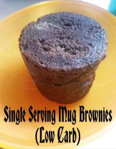 Mug Brownies