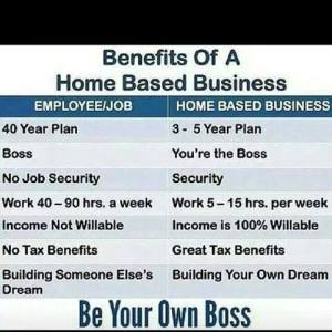 Benefits of a Home Based Business