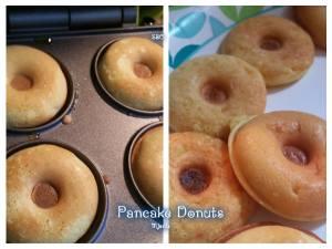 Pancake Donuts