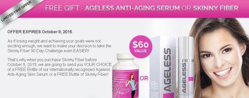 Free Skinny Fiber or Ageless 2