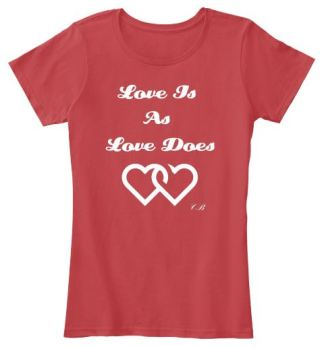 Love is W Teespring