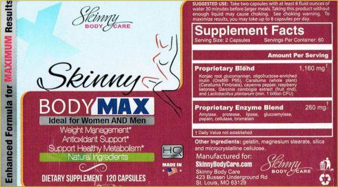 Skinny Body MAX for Note