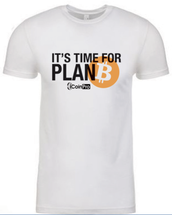 Time for plan Bitcoin